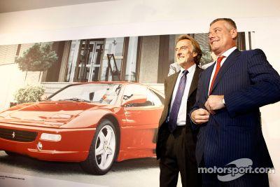 Ferraris of Sergio Pininfarina exhibition