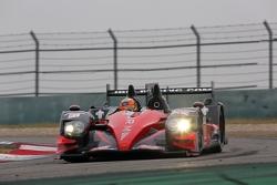 #22 JRM HPD ARX 03a - Honda: David Brabham, Karun Chandhok, Peter Dumbreck