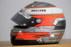 Hugo Valente, SEAT SR Leon 1.6, SUNRED Engineering's helm