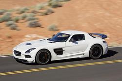 Mercedes SLS AMG Black Edition