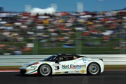 #3 Ferrari of Fort Lauderdale: Francesco Piovanetti