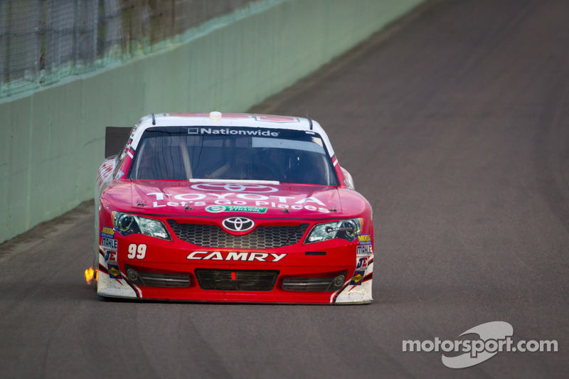 Kenny Wallace, Toyota