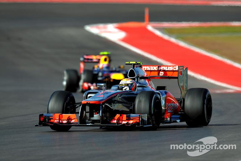 2012 - Льюіс Хемілтон, McLaren