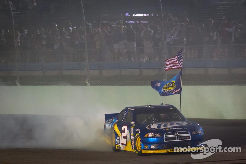 2012: Brad Keselowski (Penske-Dodge)