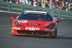 #96 Ferrari of Houston 458: P. Mulacek