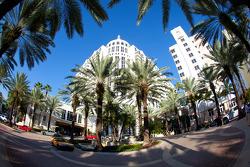 Miami Beach sfeerbeeld: het Loews Hotel