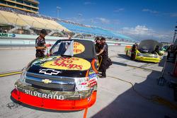 Truck of Ty Dillon, Richard Childress Racing Chevrolet
