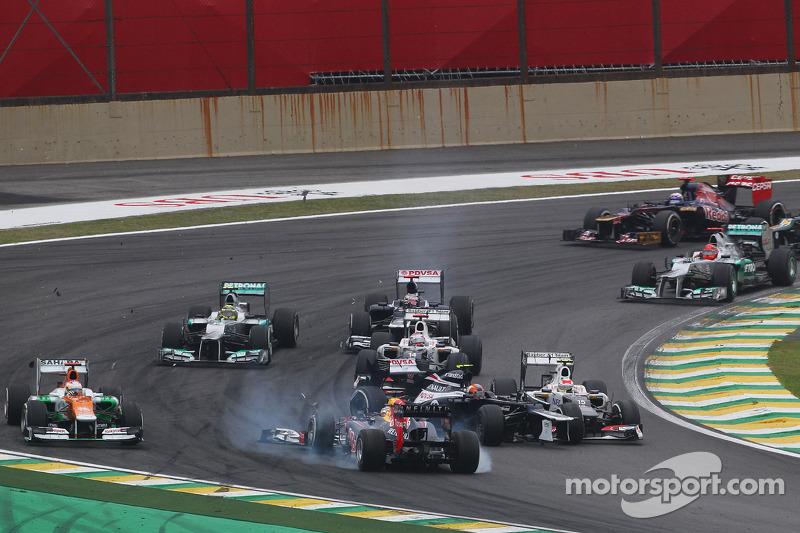4. GP Brésil 2012