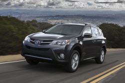 Toyota RAV4 unveiling