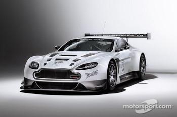 The TRG Aston Martin GT3