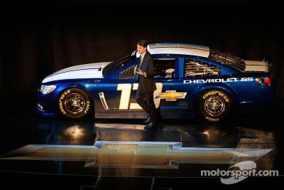 Presentación del Chevrolet SS 2013