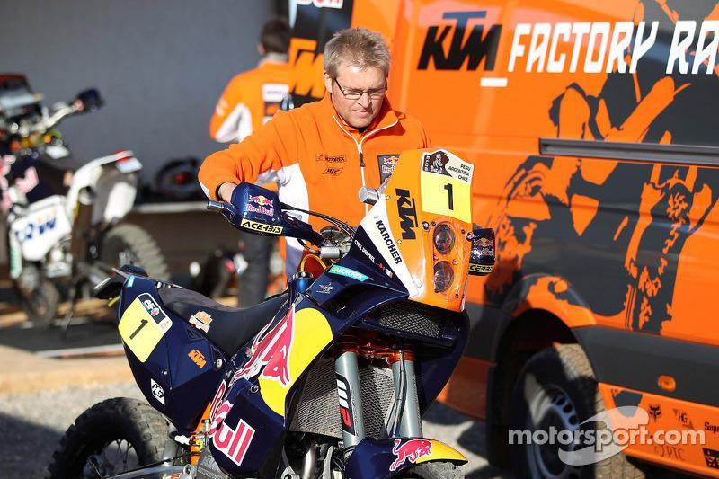 Презентация KTM, презентация.