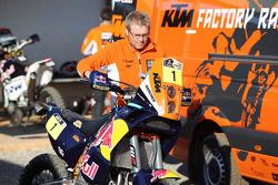 KTM team detail