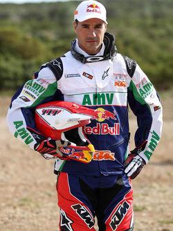 Хуан Педреро Гарсия. Презентация KTM, презентация.