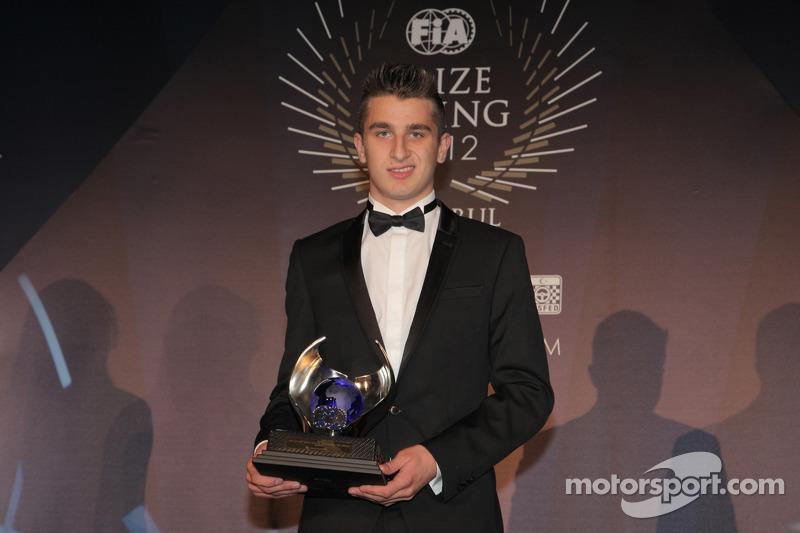 Генри Испхоуп. Церемония награждения FIA, Стамбул, Турция, Особое мероприятие.