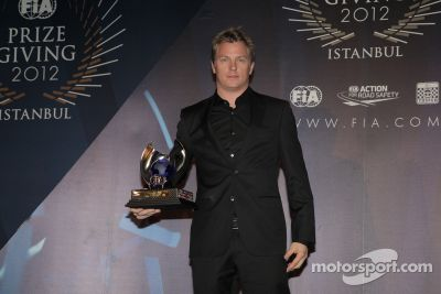 FIA Gala prijsuitreiking, Istanbul, Turkije