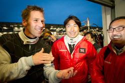 Michael Krumm and Tetsuya Tanaka