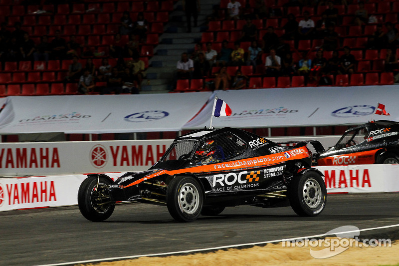 Race of Champions 2012 : Romain Grosjean