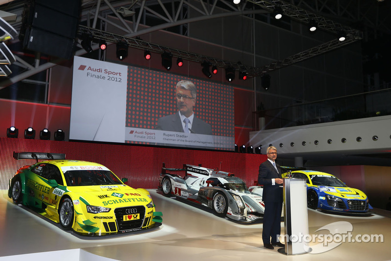 Rupert Stadler, board of management, Audi