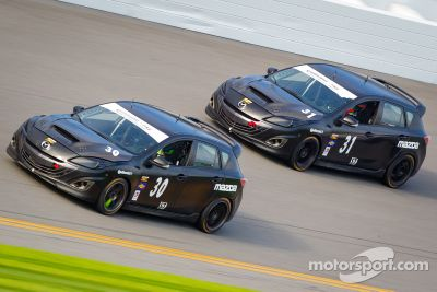 SCC: Daytona - testes