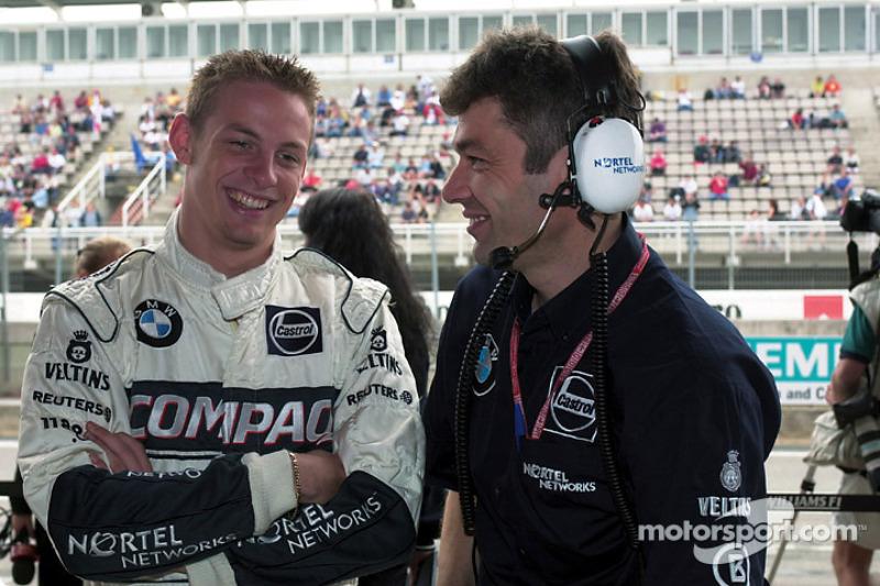 Jenson Button (2000, 20 Jahre)