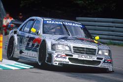 Бернд Шнайдер, AMG Mercedes C-Class