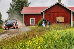 Мадс Остберг и Торстейн Эриксен, Ford Fiesta WRC, Onebet Jipocar WRT