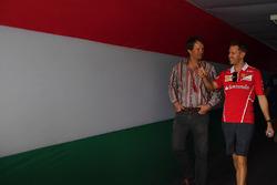 Sebastian Vettel, Ferrari ve Michael Schmidt, Haberci