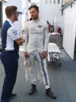 Luca Ghiotto, Williams