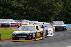 Brendan Gaughan, Richard Childress Racing Chevrolet and Timmy Hill, Carl Long Motorsport Chevrolet