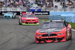 Joey Logano, Team Penske Ford, Ross Chastain, JD Motorsports Chevrolet, Erik Jones, Joe Gibbs Racing Toyota