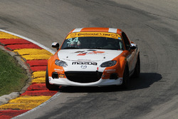 #34 Murillo Racing Mazda MX-5: Christian Szymczak, Christopher Stone