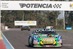 Gaston Mazzacane, Daniel Nefa, Coiro Dole Racing Chevrolet, Nicolas Bonelli, Agustin De Brabandere, Bonelli Competicion Ford
