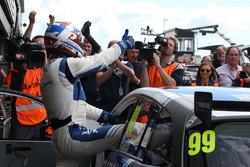 Ganador, Jason Plato, Team BMR Subaru Levorg