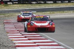 #58 Wright Motorsports Porsche 911 GT3 R: Patrick Long, Joerg Bergmeister