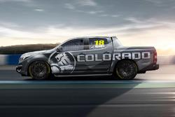 SuperUtes Holden Colorado announcement