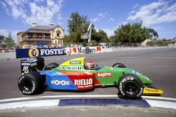 Nelson Piquet, Benetton B190 Ford