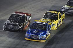 Chase Briscoe, Brad Keselowski Racing Ford and Ben Rhodes, ThorSport Racing Toyota