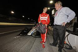 Sébastien Bourdais, Dale Coyne Racing Honda and Dale Coyne