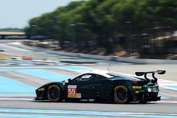 #55 Spirit of Race, Ferrari F488 GTE: Аарон Скотт, Данкан Кэмерон, Мэтт Гриффин