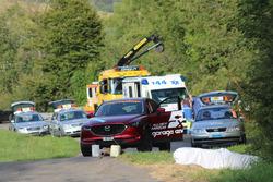 Incidente, Martin Wittwer, Peugeot 205, ACS