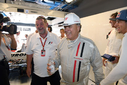 Paul Stoddart, F1 Experiences 2-Seater passenger Gene Haas F1 Team, Founder and Chairman, Haas F1 Team Team