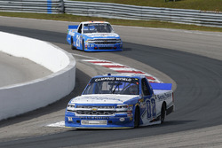 Alex Tagliani, Chevrolet, Johnny Sauter, GMS Racing Chevrolet