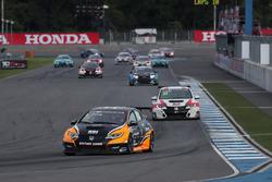Орельєн Паніс, Boutsen Ginion Racing, Honda Civic Type-R TCR