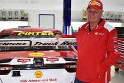 Dick Johnson, Takım patronu DJR Team Penske