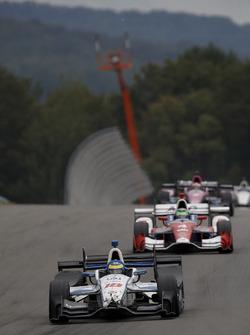 Себастьян Бурде, Dale Coyne Racing Honda з пошкодженнями від зіткнення з Джозефом Ньюгарденом, Team Penske Chevrolet