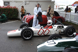 Chichester Cup Andrew Hibberd Elva Ford Mark Donohue
