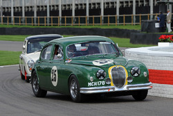 St Mary's Trophy Part 1 Andrew Jordan A40 Frank Stippler Jaguar Mk1