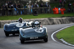 Freddie March Memorial Trophy: John Young Jaguar C-Type