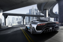 Презентация Mercedes-AMG Project One